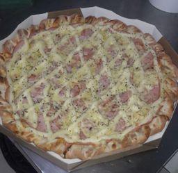 Promoção Pizza Grande 35cm sabor Chester com Catupiry