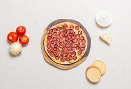 Promoção Pizza Grande de 35cm sabor Calabresa