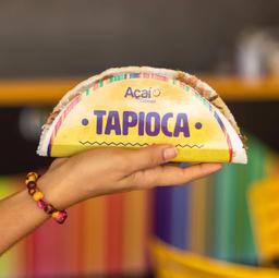 Combo Smoothie Cupuaçu  e tapioca doce