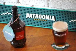 Growler 1L Patagônia Amber Lager