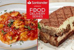 Menu Santander