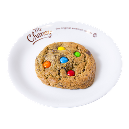 Cookie Chocolate Chips With M&Ms