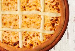 Pizza de Quatro Queijos - 4 Pedaços