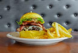 Rappi Burger mais Batata