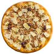 Pizza Riviera (c/ mussarela)