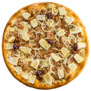 Pizza Riviera (c/ catupiry)