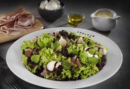 Salada Búfala Parma