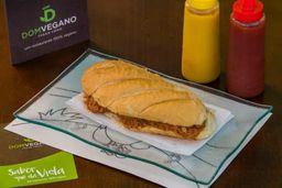 Sanduíche de Jaca Louca