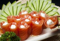 Sashimi salmão ice