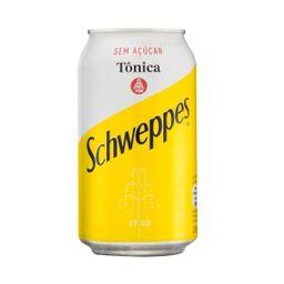 Schweppes Tônica - 350 ml