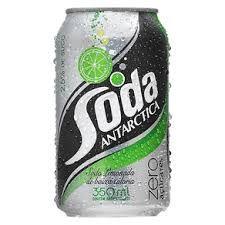 Soda Zero - 350ml