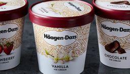 Sorvete haagen dazs vanila