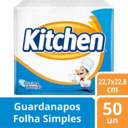 11.11% em 12 Unid Guardanapo kitnet folha simples