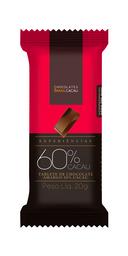 Tablete Amargo 60% Cacau - 20g