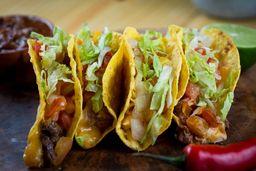 Crispy Tacos Steak