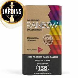 Tabacco / Tabac Rainbow / OrgâNico 25g