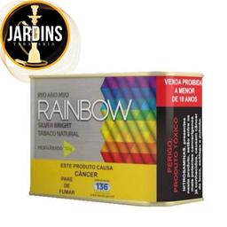 Tabacco / Tabac Rainbow / Silver Lata 50g