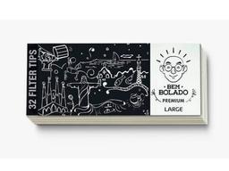 Piteir / Piteir Bem Bolado Premium / Large 6x2,5cm
