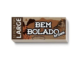 Piteir / Piteir Bem Bolado Brown / Large 6x2,5cm