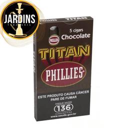 Charut / Charut Phillies Titan / Chocolate