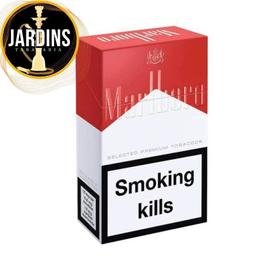 Cigarr / Cigarr Marllboro / Vermelho