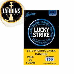 Cigarr / Cigarr Luckky Striike / Menta Azul