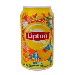 Ice Tea Lipton Pêssego 340ml