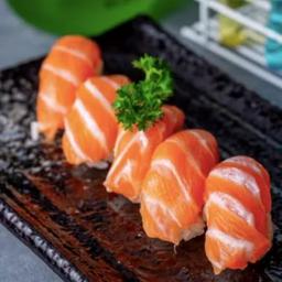 Sushi de Salmão - 5 Unidades