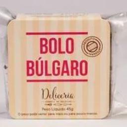Bolo Búlgaro de Chocolate
