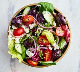 Salada Mediterrânea
