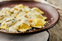 Ravioli Parma e Brie