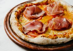 Pizza Grande 2 Sabores