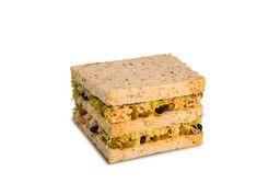 Sanduíche Leve de Frango com Abacaxi