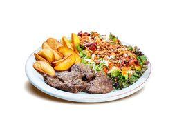 Salada Executiva Essencial tirinha