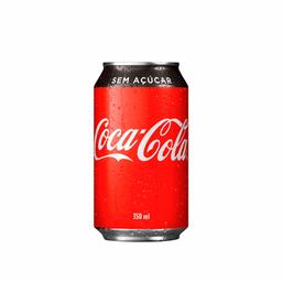Coca-Cola Lata ZERO 350ml