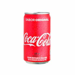Coca-Cola Tradicional Lata 220ml