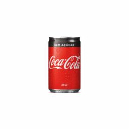 Coca-Cola ZERO Lata 220ml