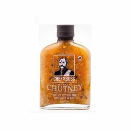 Molho Chefn' Boss Masala Chutney 160ml
