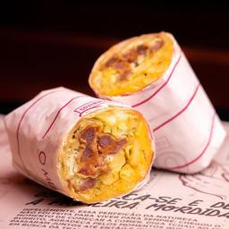 Burrito Deli - Iscas Empanadas de Bife