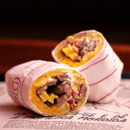 California Burrito - Iscas de Bife ...
