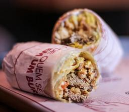 Burrito San Diego - Iscas de Bife G...