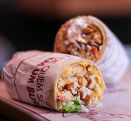 Burrito Fit - Frango Grelhado