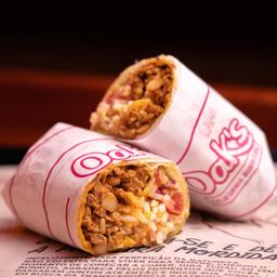 """Burrito Go Vegan - """"Vegan Chili"""""""