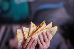 Quesadilla de Chili com Carne
