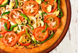 Pizza Vegetariana - Média