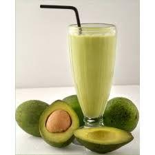 Vitamina de Abacate com Leite - 500ml