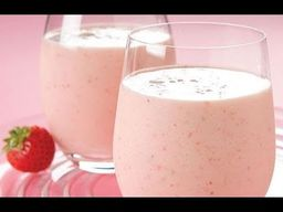 Iogurte Batido com Leite e Fruta - 500ml