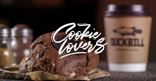 Logo Duckbill Cookies & Coffee - Vila Mariana