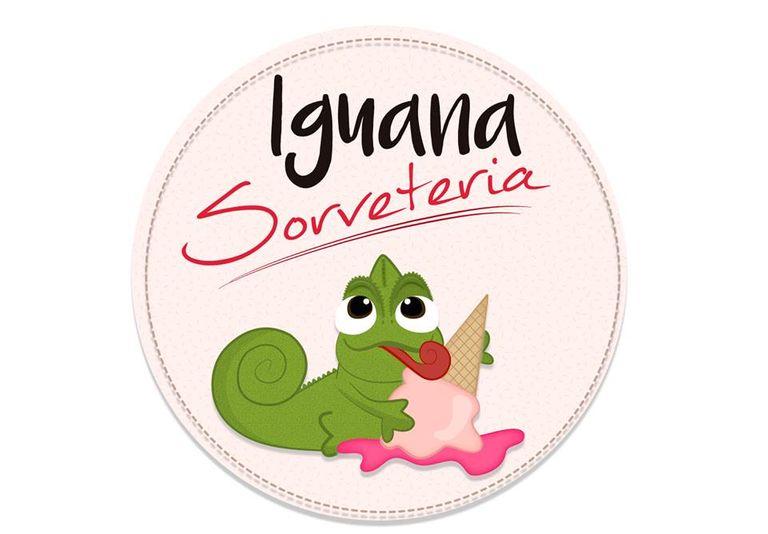 Logo Iguana Sorveteria