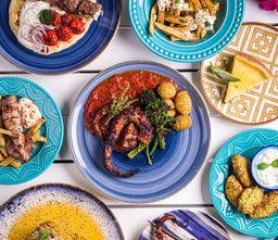 Ícaro Casual Greek Food